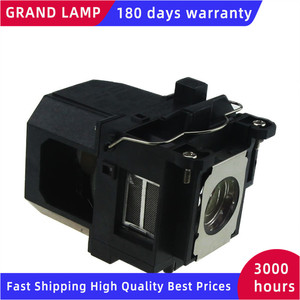 Image 2 - Para elpl57 v13h010l57 compatível lâmpada do projetor para EB 450Wi/EB 455W/EB 455Wi/EB 460/EB 460E/EB 460i/EB 460LW/EB 465i/h318a