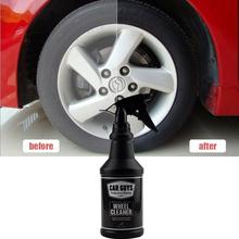Środek do pielęgnacji karoserii czyszczenie natryskowe powłoka szklana 500ml płyn czyszczący obręcz koła samochodu środek czyszczący myjnia samochodowa pielęgnacja obręczy tanie tanio SKIPFIRSTTION CN (pochodzenie) 475kg Wheel and tire cleaning 1 8inch 9 8inch 3 3inch 400ml Miejsce na rdzę i smoły środek do usuwania plam