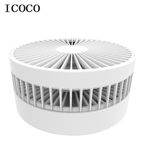 Image 3 - New folding telescopic mini fan USB rechargeable student portable small electric dormitory bed office desktop large wind battery