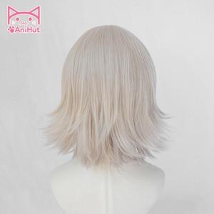 Image 3 - 【Anihut】 Alter Jeanne dArc Wig Fate Grand Order Cosplay Wig синтетические волосы FGO Joan of Arc