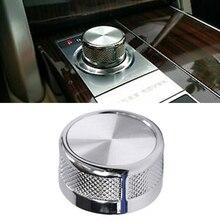 Auto Aluminium Legierung Rotary Schaltknauf Abdeckung Chrom Für Land Rover Range Rover L405 2013-2016