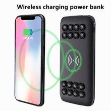 Wireless-Charging Battery Mobile-Power Xiaomi Dual-Usb10000mah iPhone Huawei Storage