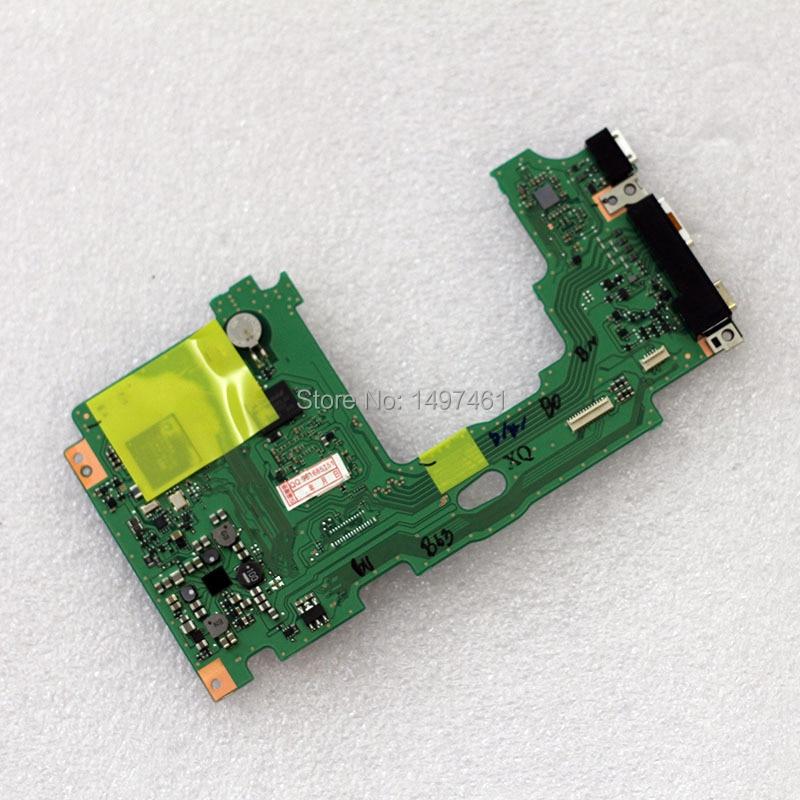 Placa de Circuito Peças de Reparo para Nikon Grande Togo Principal Motherboard Pcb Slr New D7500