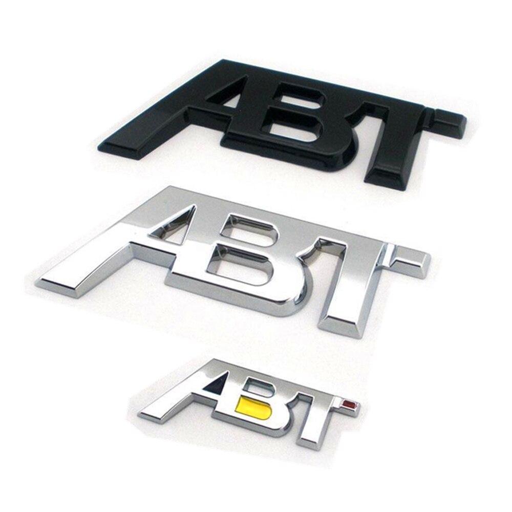 For AUDI 3D Carbon Fiber Car Front Body Trunk Rear Side Lid Badge Emblem Sticker