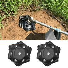 Grass Mowing Lawnmower Weeding Tray Trimmer Carbon Pow Garden Parts Tool Lawn Steel Accessories Machine Mower Supplies L9O3
