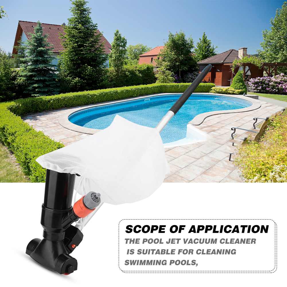 Suction Jet Swimming Pool Vacuum Cleaner Cleaning Tools Pond Floating Objects For Women Household Cleaning Supplies Cleaning Tools Aliexpress