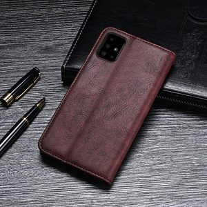 Image 3 - Magnet Flip Wallet Book Phone Case Leather Cover On For Samsung Galaxy A51 A50 A50S A 51 50 50S S 3/4/6 32/64/128 GB Global