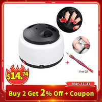 Electric Steam off UV Gel Polish Removal Machine Nail Steamer Nail Gel Polish Remover For Home Nail Salon