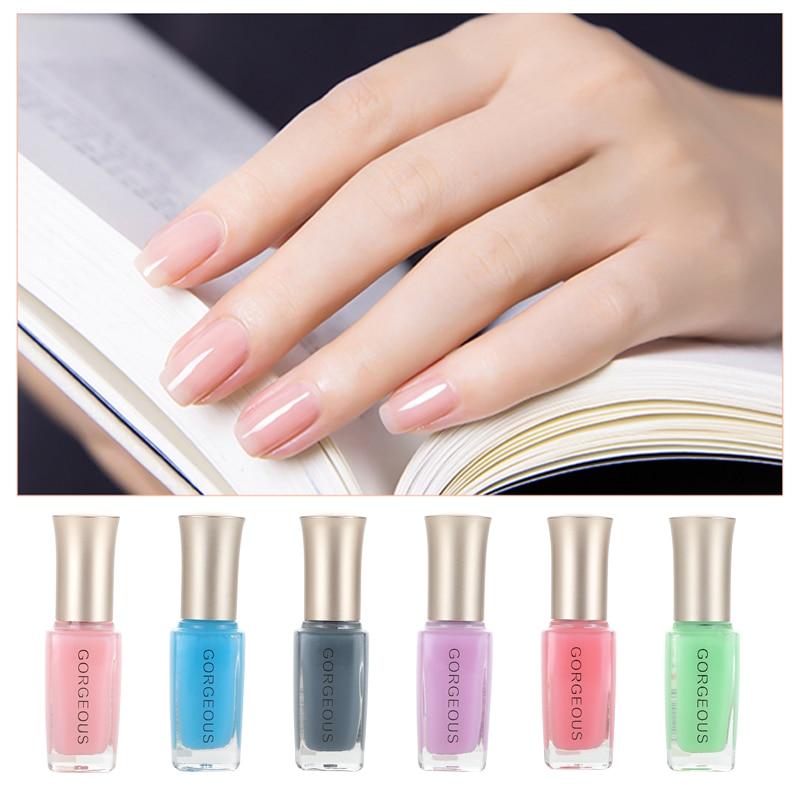 Горячий лак для ногтей Быстросохнущий лак для ногтей кофе телесный серия лак для ногтей Печатный лак для нейл-арта TSLM2