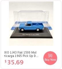 Ym modelo 1:64 para ford mustang 1965
