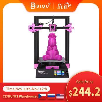 BIQU-Impresora 3D con pantalla táctil, dispositivo de impresión 3d con pantalla táctil...