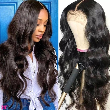 Body Wave Lace Closure Wigs 4x4 Closure Wig Remy Human Hair Wigs With Baby Hair 4x4 Brazilian Lace Front Human Hair Wigs KARIZMA body wave lace front wigs 150 density 13x4 lace front human hair wigs with baby hair brazilian remy human hair lace closure wigs