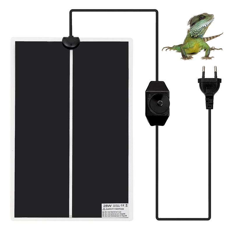 Terrarium Reptiles Heat Mat 5W/7W/14W/20W/45W Climbing Pet Heating Pads Reptile Electric Blanket Reptiles Supplies
