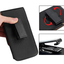Belt Clip Pouch Case For Leagoo X Rover Leather Waist Case Holster For LEAGOO XRover C Phone Bag Holster