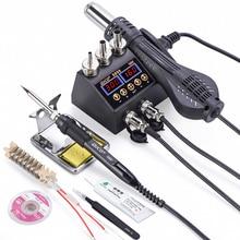 Hot-Air-Gun Soldering-Iron Repair-Tools JCD Ce for Cellphone BGA Smd-750w Lcd-Display