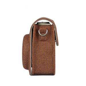 Image 5 - NEW Fujifilm Instax Mini Camera Case Bag PU Leather Cover with Shoulder Strap for Instax Mini 9 8 8+ Instant Film Cameras Case