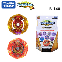 Original TAKARA TOMY Children Gifts Gyro Beyblade Burst Toy Spinning Top Metal Fusion GT B-140