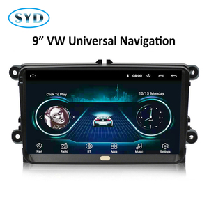 Android 8.1 Car GPS Multimedia