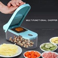 VIP Kitchen Dicer household vegetable and fruit Dicer potato and cucumber slicer multifunctional slicer