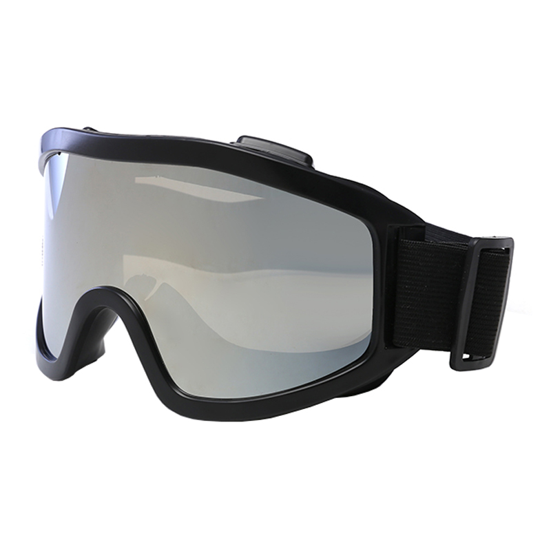Men Women Anti-fog Skiing Goggles Windproof Ski Snow Sports Glasses Outdoor Snowboarding Skating Goggles Winter Snowmobile Mask
