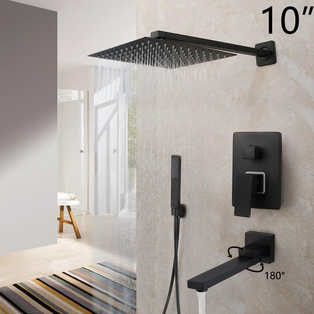 10 Inch Shower W2