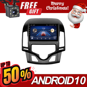 2 Din Car Radio Navigation GPS Bt Player 9 Inch Screen For HYUNDAI I30 Auto Android 10 Stereo Head Unit WIFI Autoradio