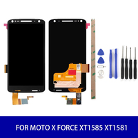 Original Quality For Motorola Moto X Force XT1585 XT1581 LCD Display + Touch Screen Digitizer Assembly Screen Display