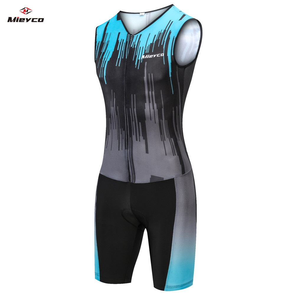 Cycling Jersey 2019 Pro Team Ropa Ciclismo Hombre Summer Sleeveless Jerseys Set Bicycle Cycling Clothing Man Triathlon Suit in Cycling Sets from Sports Entertainment