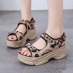 Summer Women Sandals Wedge Thi