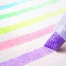 5 Stks/set Japan Zebra Leuke Parel Kleur Fluorescerende Pen Kleur Markeerstift Markers Pen Journal Schoolbenodigdheden WKS18