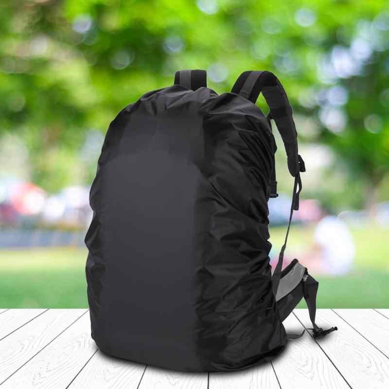35L-70L Wasserdichte Staubdicht Rucksack Regen Abdeckung Tragbare Ultraleicht Schulter Schützen Einstellbare Outdoor Wandern Sport Tasche Abdeckungen