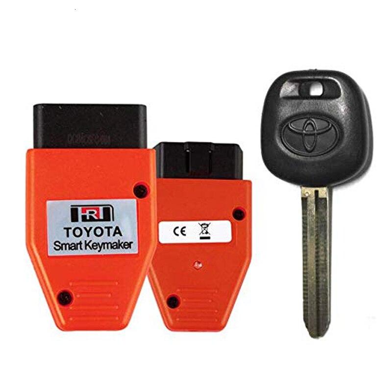 OBD2 OBDII Smart Keymaker Programmer Key Maker 4D Chip For Toyota Key Programmer