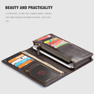 """Image 5 - Universal 4.0"""" 6.5"""" Leather Flip Case For Xiaomi Redmi Note7 pro Note 8T A3 A2 Mi8 F1 MIX2s 9 Lite Case Book Wallet Cover Bags"""