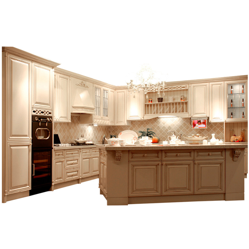 American Standard L Shaped Modular Kitchen Design Kitchen Cabinets Aliexpress