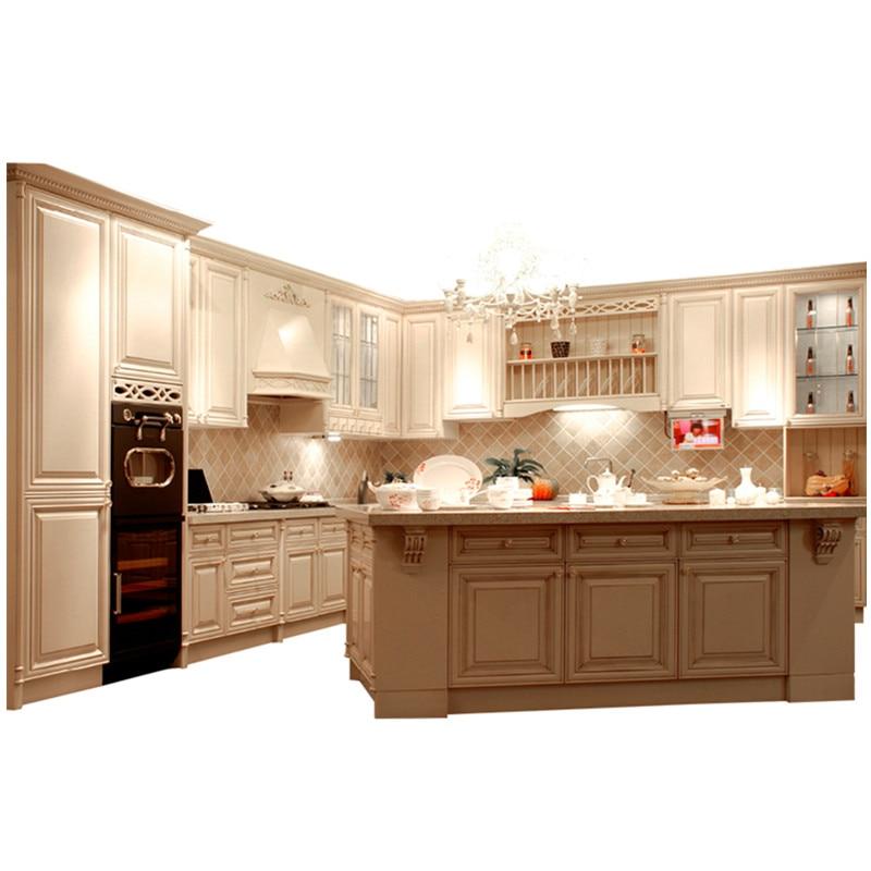 American Standard L Shaped Modular Kitchen Design On Aliexpress