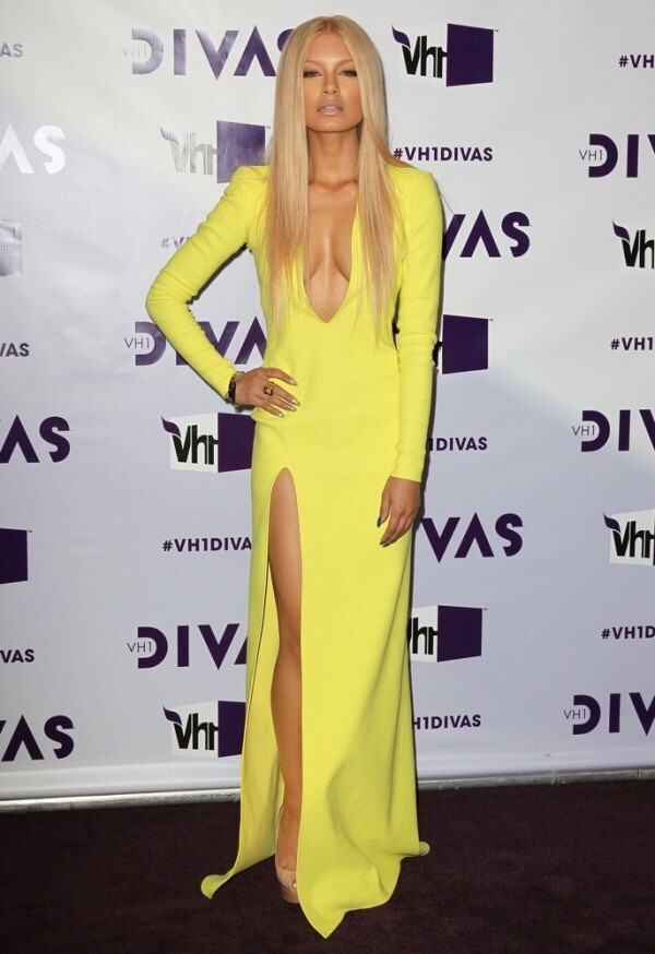 Yellow High Split Deep V Neck Robe De Soiree Long Sleeve Floor-length Evening Party Gown 2018 Mother Of The Bride Dresses