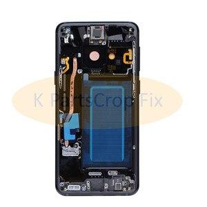 Image 4 - Ensamblaje digitalizador de pantalla táctil para Samsung, repuesto para modelo GALAXY S9 G960f S9 Plus G965 LCD