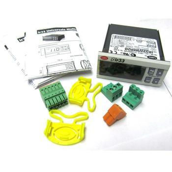 New Original Carel IR33 Programmable Panel Mount PID Tempreature Universal Controller 2 Output Relay IR33W9MR20 цена 2017