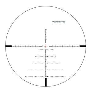 Image 4 - וקטור אופטיקה Tourex 4 16x44 טקטי היקף אפס להפסיק צריח 1/4 מואה 30mm Monotube דקות 10 Yds צד פוקוס Fit עבור. 308 Win .338