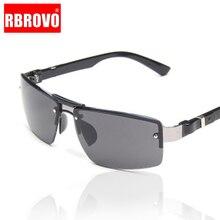 RBROVO 2020 Metal Sunglasses Man Classic Sun Glasses Vintage Brand Designer UV400 Outdoor Driving Glasses Oculos De Sol