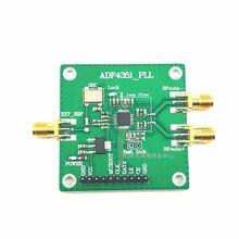 ADF4351 35 MH 4.4 1ghz の Rf 信号源周波数シンセサイザー開発ボードモジュールのためのアマチュア無線アンプ