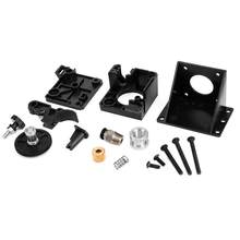3D Titan Extruder Full Kit with NEMA 17 Stepper Motor for 3D Printer Parts support 1.75 Direct Drive Bowden Mounting Bracket(China)