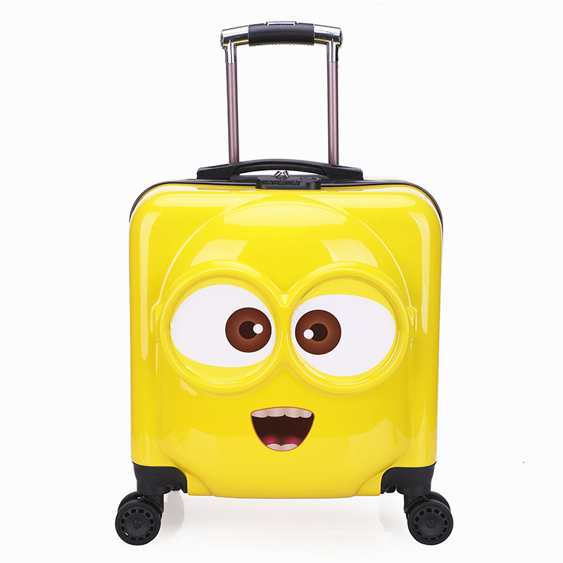 Suitcases And Travel Bags  Children's Luggage Students Luggage Case Gifts Luggage 18 Inch