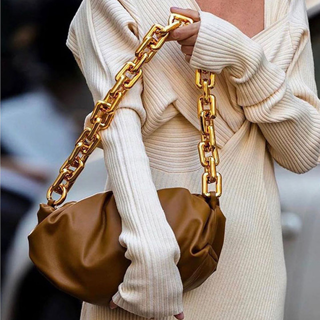 Soft Leather Madame Bag  1