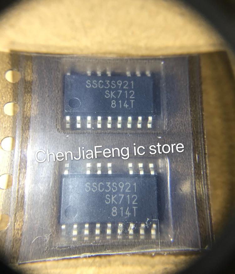 2PCS~10PCS/LOT  SSC3S921  SOP16  New Original