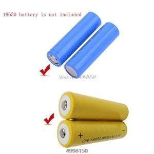 Image 5 - لتقوم بها بنفسك 6x18650 صندوق تخزين البطارية USB 12 فولت امدادات الطاقة للهاتف LED جهاز التوجيه دروبشيب