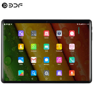 Tablet Fast-Ten-Core Android-9.0 Phone-Call Dual-Sim 4G 4G/3G 128GB PC Bluetooth Tempered-Glass