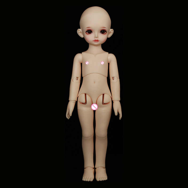 Muñeca OUENEIFS Rita BJD YOSD 1/6 modelo de cuerpo para bebés niñas niños juguetes de alta calidad tienda de figuras de resina