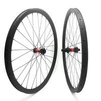 Graphene 29er carbon mtb disc räder 33x30mm Gerade pull tubeless mtb räder DT240S boost 110x15 148x12 fahrrad disc laufradsatz-in Fahrrad-Rad aus Sport und Unterhaltung bei