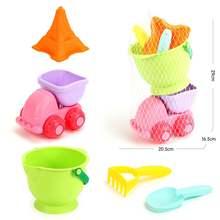 5 14 шт детские пляжные игрушки для песка